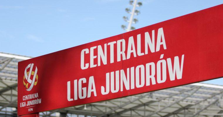 Znalezione obrazy dla zapytania centralna liga juniorów logo